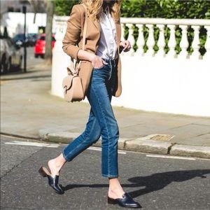 New FRAME Jeans Le High Straight Sz 25